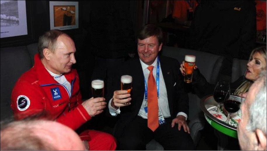 Willem Alexander Wc Pot.Dutch Vote On Putin Eu And Toilet Paper In Eu Ukraine Aa